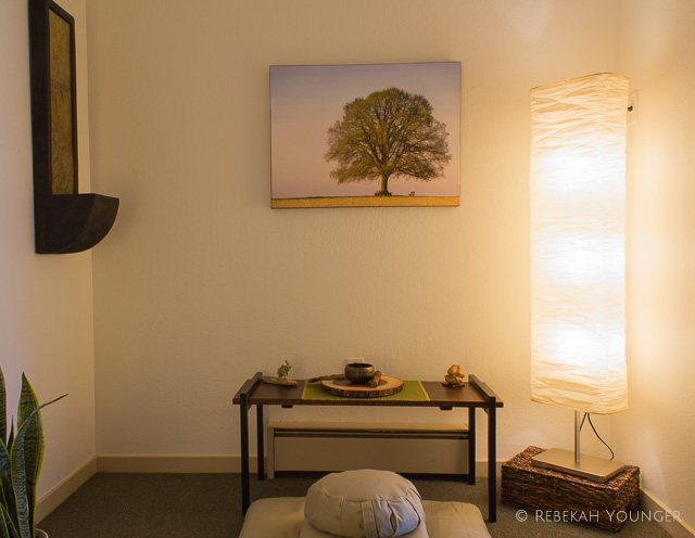 September - Completed Live Oak space with meditation and cool down room.